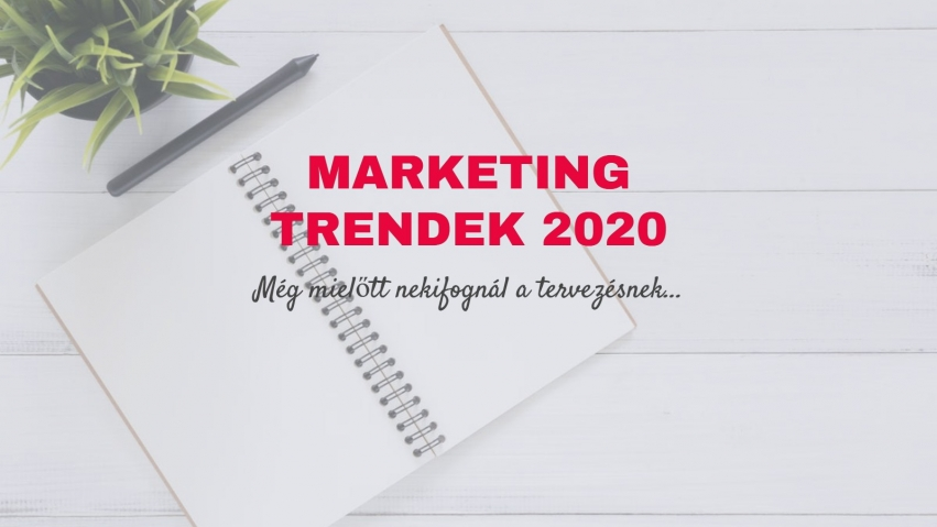 Marketing trendek 2020
